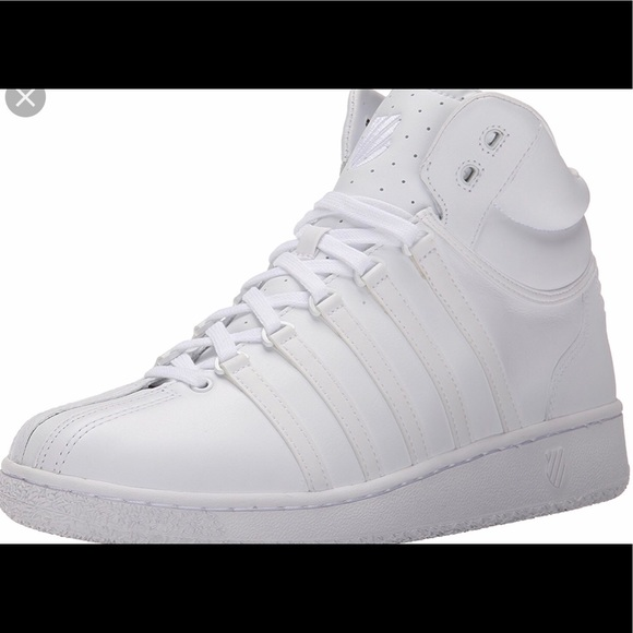 Nwt Kswiss High Top Mens Tennis Shoes